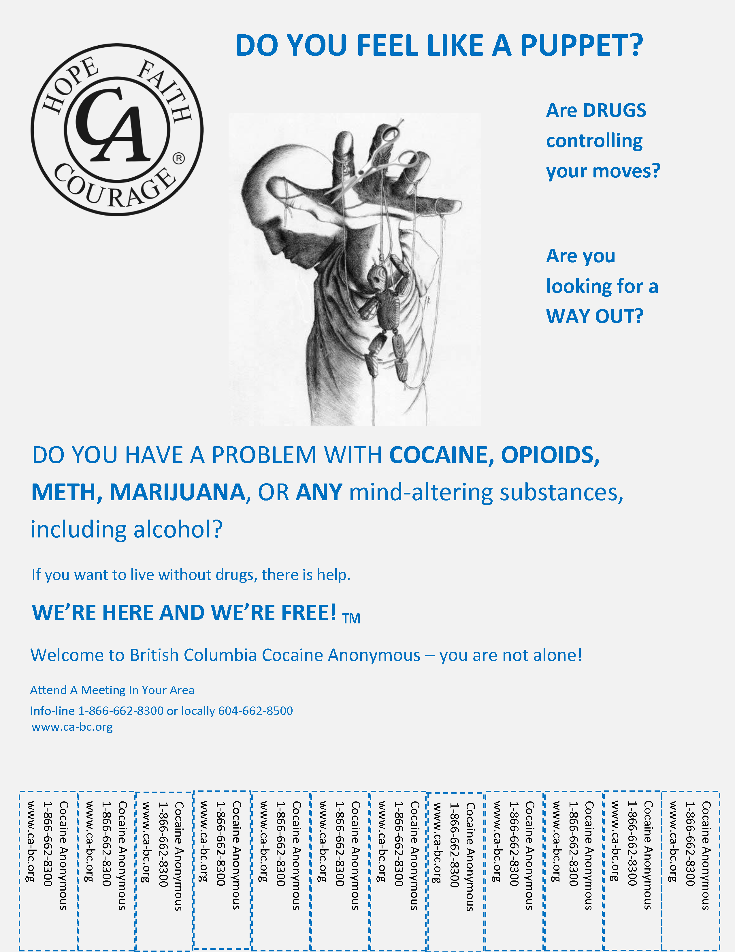 gallery/Cocaine Anonymous POSTER[976]